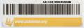 Barcodes [Code-128]